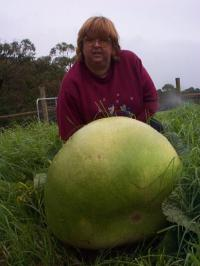 Wendy Stayner and Gourd